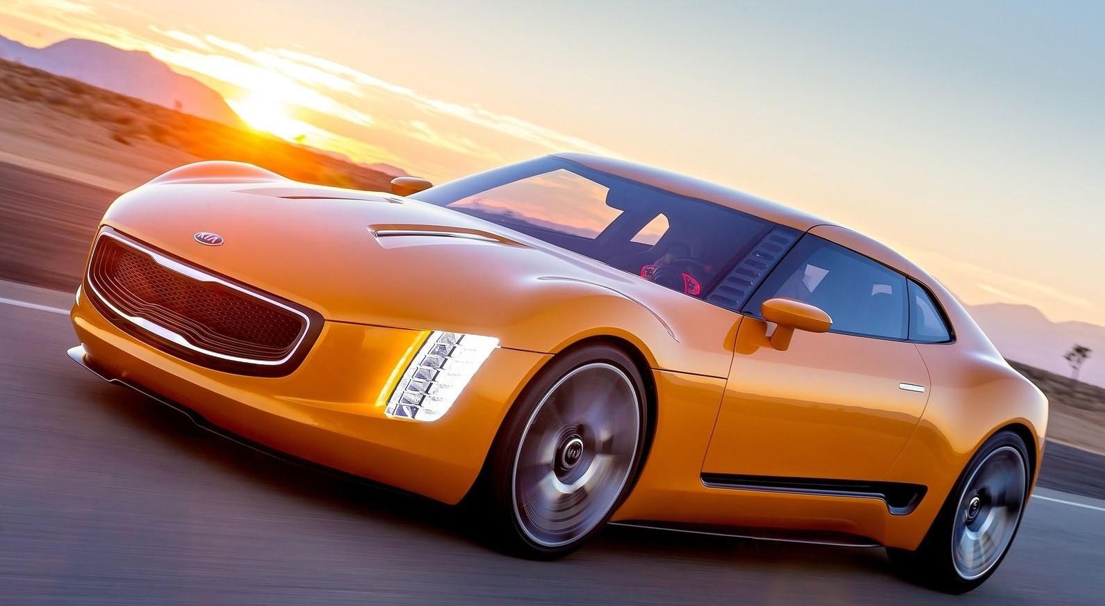 Спортивный автомобиль появится у Kia через 5 лет