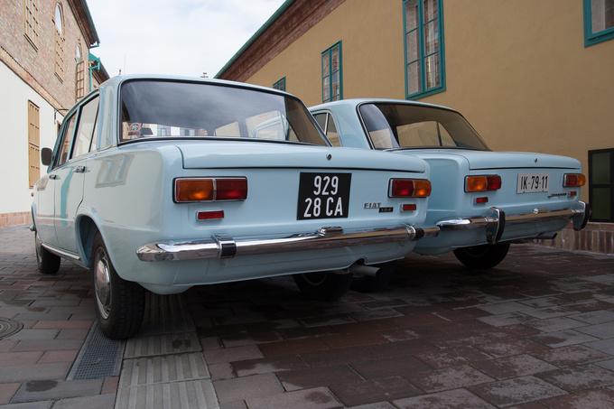 итальянский фиат 124