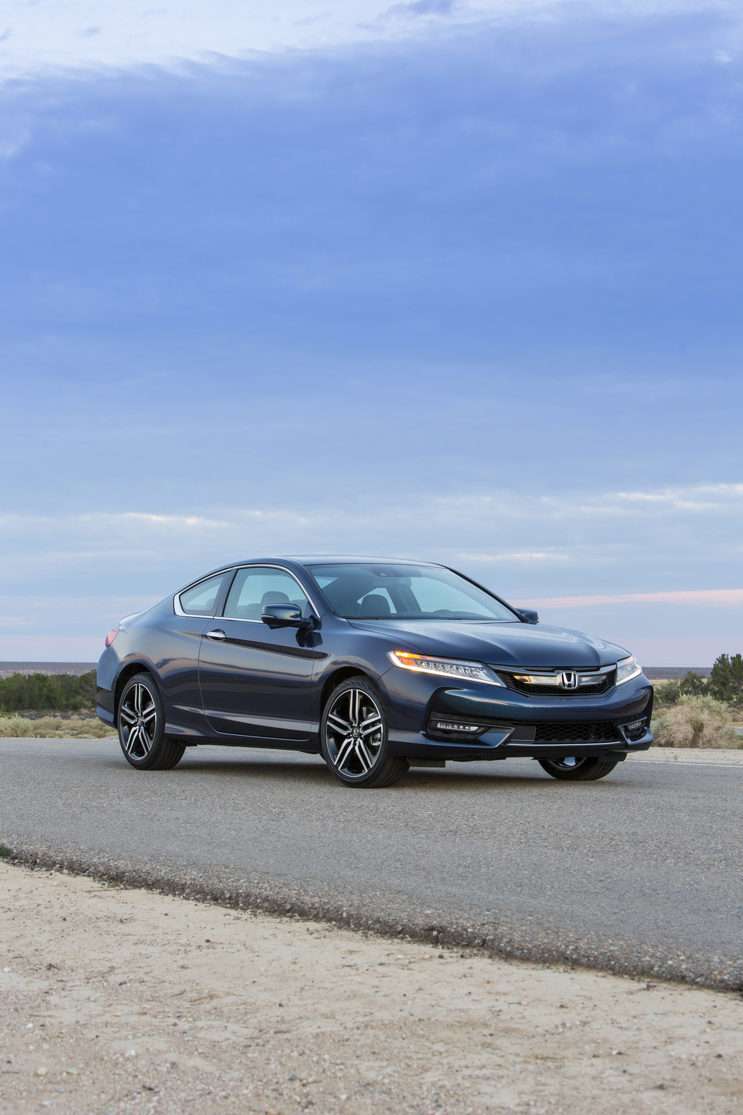 2016 Accord Coupe: ��� ����������?