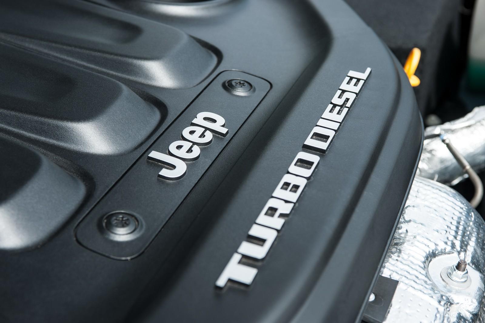 Новый Jeep Cherokee: Теперь и с новым турбодизельным двигателем
