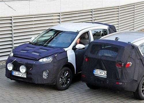 Мировая премьера популярного кроссовера состоится на Международном Автосалоне во Франкфурте.