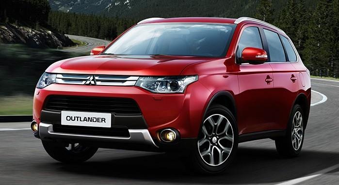 Mitsubishi Outlander стал одним из самых продаваемых кроссоверов в РФ