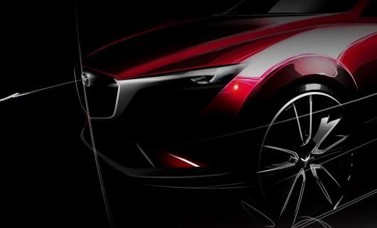Mazda показала новый концепт-кроссовер Koeru