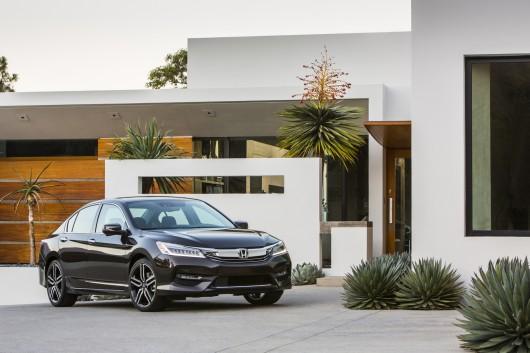 2016 Honda Accord: Новые подробности и фотографии 129 фото