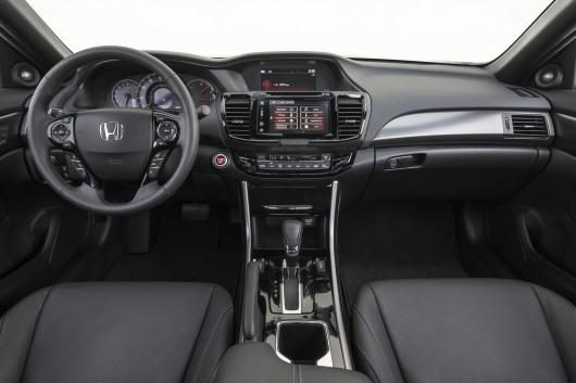 Обновленный Honda Accord 2016 года Купе 61 фото | Фотографии, технические характеристики