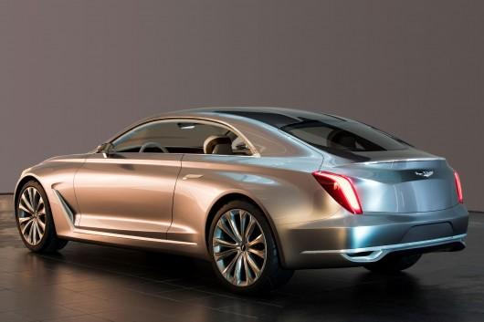 Hyundai Vision G Concept Coupе: Первые подробности