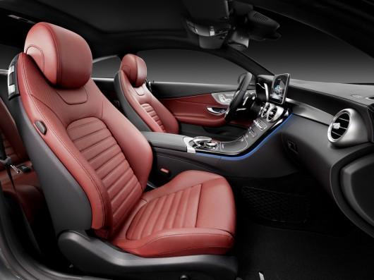 2017 Mercedes C-Class Coupe: Официальные фотографии | Фото и видео