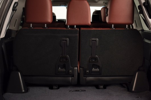 Вот так будет выглядеть 2016 Лексус LX 570 Новые фото