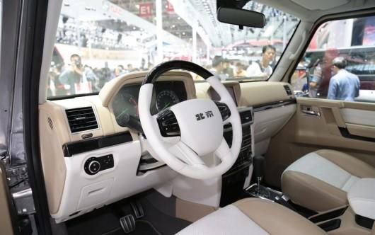 Beijing Auto BJ80: G-Class по-Китайски