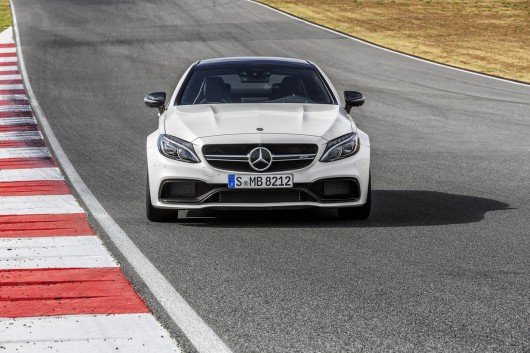 2017 Mercedes-AMG C63 Coupe: Премьера