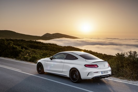 2017 Mercedes-AMG C63 Coupe: ��������