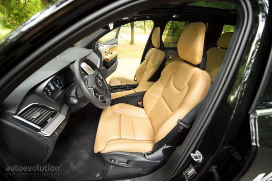 2016 Volvo XC90 T6: Обзор