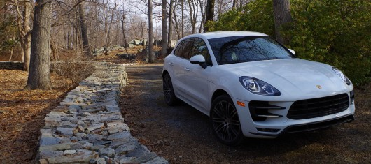 2015 Porsche Macan Turbo: Тест-драйв