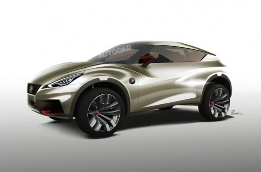 Спорткар Nissan Z может стать кроссовером