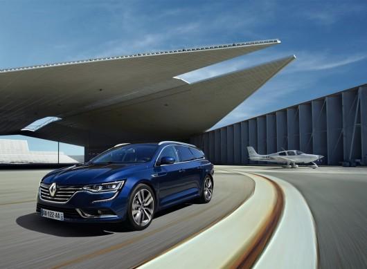 2016 Renault Talisman: Приемник Laguna