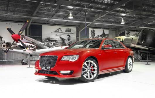 Обновлённая модель Chrysler 300 SRT будет недоступна для США
