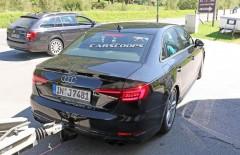Фото нового седана Audi S4 стали доступны автомобильным СМИ