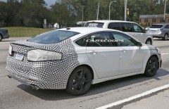Похоже Форд готовит горячую версию Фьюжн ST/Мондео ST Sport седан