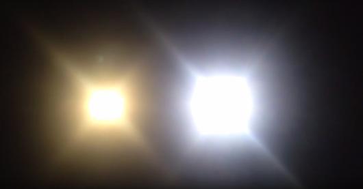 Что будет если заменить галогенные лампы в фарах на светодиодные