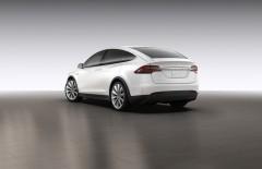 Новый внедорожник Model X от «Tesla Motors» - премьера ожидается 29 сентября