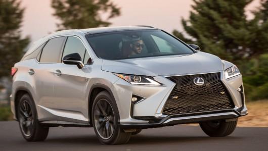 2016 Lexus RX: Первое впечатление