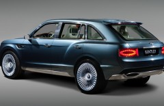 ���������� ���������: Bentley EXP Bentayga ������ EXP 9F ��������