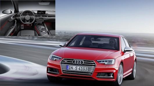 2016 Audi S4 и  2016 Audi S4 Avant: Премьера