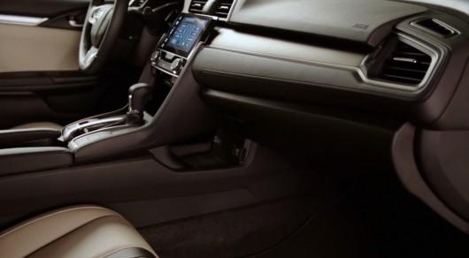 2016 Honda Civic: Официальный дебют