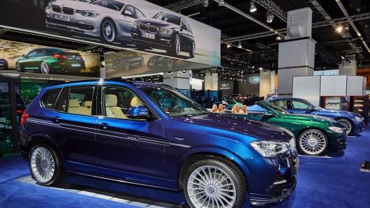 2016 Alpina XD3 Biturbo: Рестайлинг + дизель