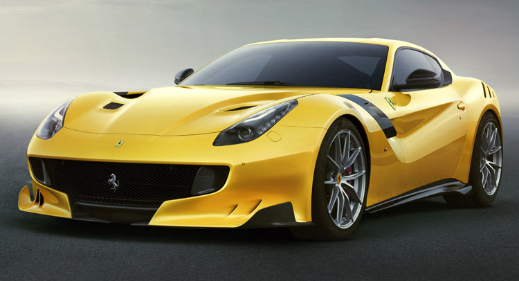 Ferrari F12tdf Limited Edition, ������ ��������� � 780 �������