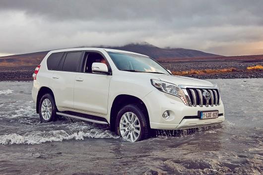 Обновление Toyota Land Cruiser Prado 2016 года
