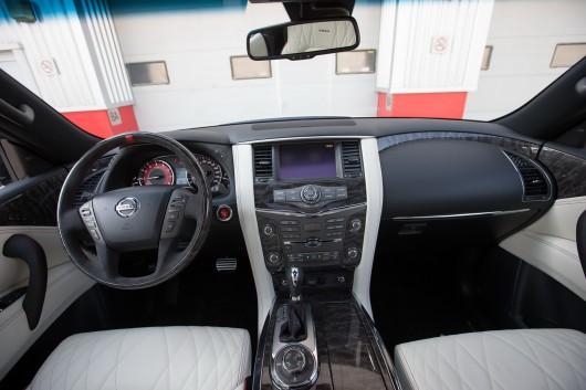 Nissan Patrol от NISMO, мощностью 428 л.с.
