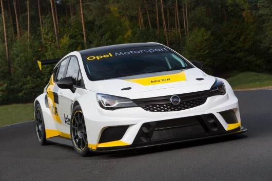 Opel Astra TCR, ������ ��������� �����