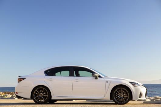 Информация о новом 2016 Lexus GS F