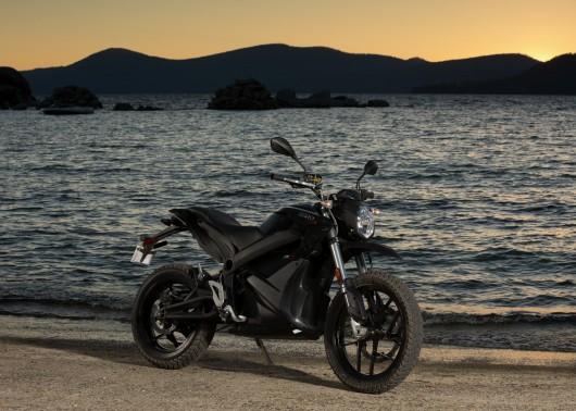 Электрический мотоцикл для внедорожных гонок, Zero DSR