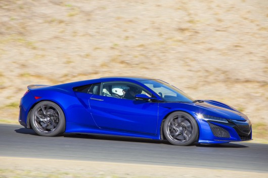 Официально: 2017 Acura NSX мощностью 573 лошадиных сил