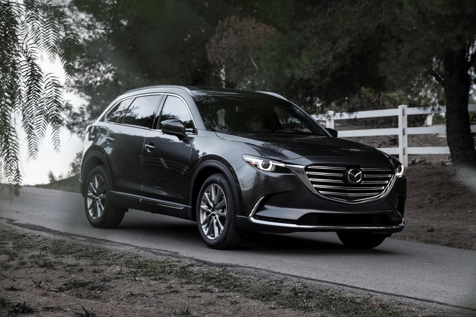 Mazda CX-9 2017: особенности обновленной версии