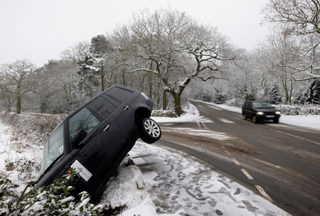 Как возместить ущерб причиненный автомобилю по вине дорожных служб