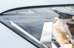 Первые фотографии Lada Xray, официально