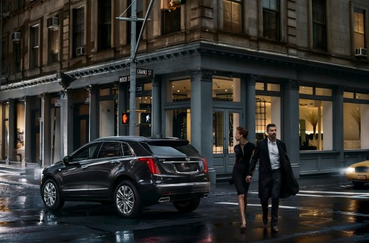 Новый кроссовер 2017 Cadillac XT5: Старт продаж в 2016 году