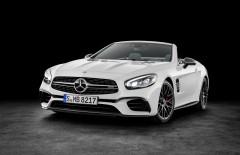 2017 Mercedes-Benz SL прошел рестайлинг