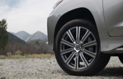 Первый обзор: 2016 Lexus LX 570