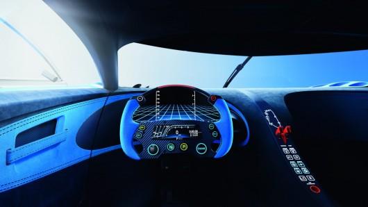 Превью Bugatti Chiron в Дубаи