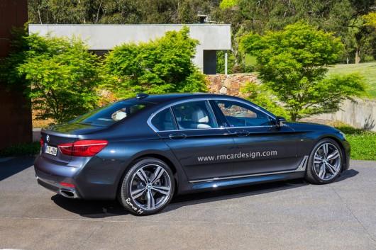 2017 BMW 5 серии G30: Новые технологии и новые версии