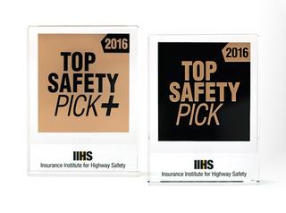 Самые безопасные автомашины 2016 года.