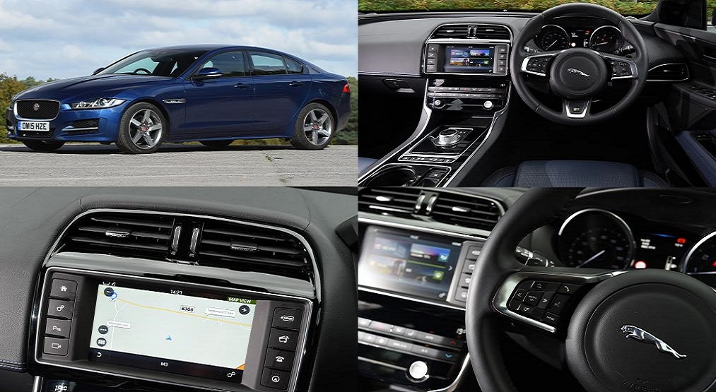 ����� �������������- ��������������� ������� Jaguar InControl ����