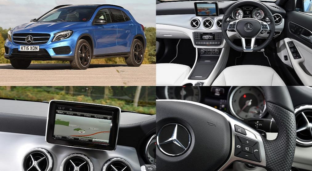 ����� �������������- ��������������� ������� Mercedes COMAND ����