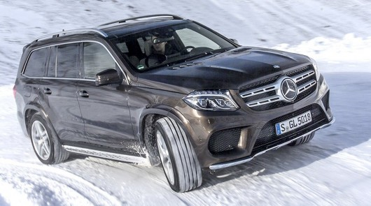 2016 Mercedes GLS 350 D 4Matic: Тест-драйв фото