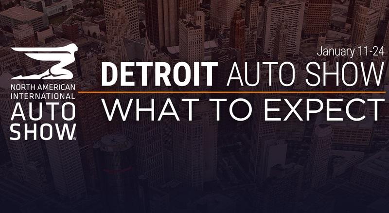 Самые значимые новинки автосалона Детройта