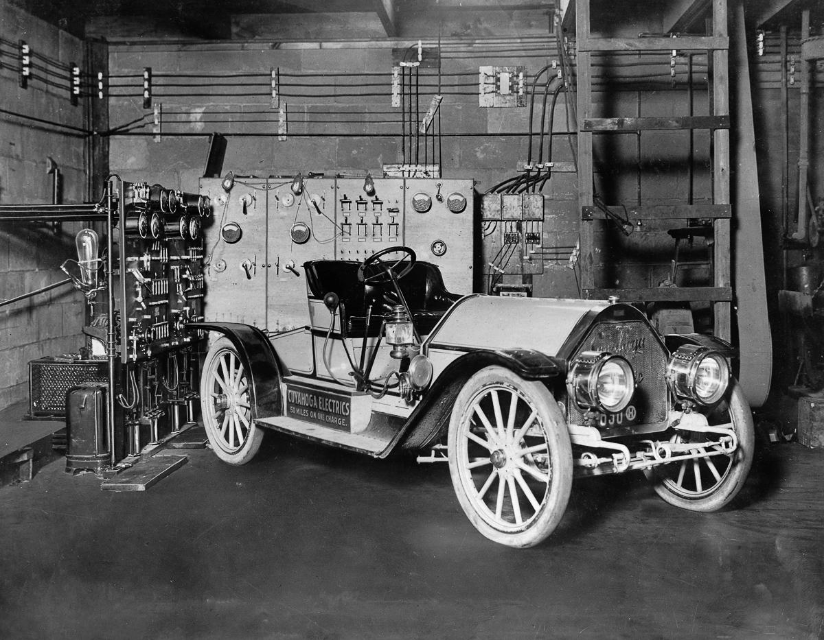 автомобиль тесла в начале 20 века